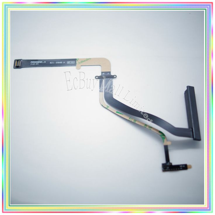 Brand NEW 821-0989-A for Macbook Pro A1286 HDD Hard Drive Cable MC721 MC723 MB985