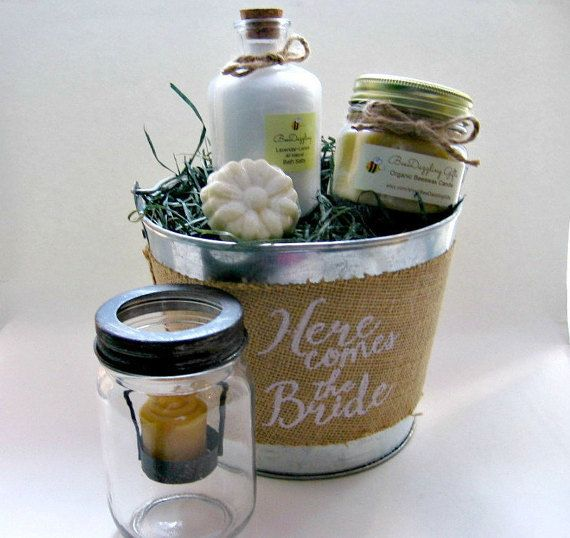 Wedding Gift Basket Etsy : + ideas about Wedding Gift Baskets on Pinterest Gift Baskets, Gifts ...