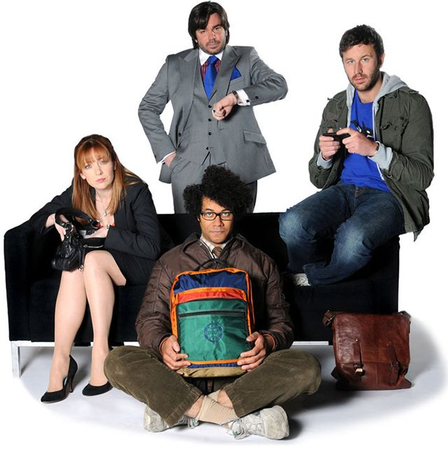 IT Crowd Creator Graham Linehan Bringing the Geeky British Sitcom Back For One Last Episode
