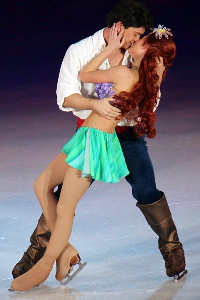 I don't even know how many times I've been to Disney on Ice