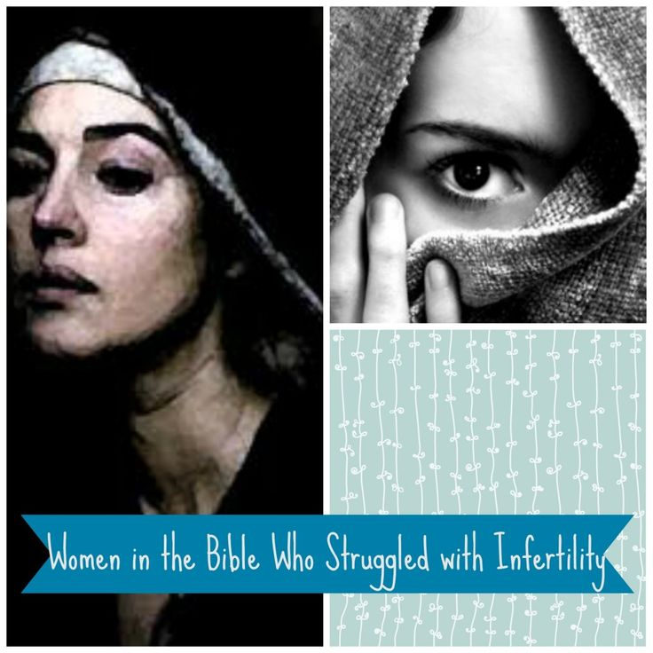 Women in the Bible who Struggled with Infertility