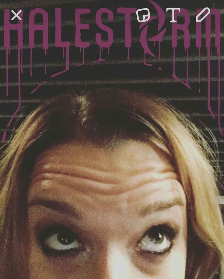 "Lzzy Hale: Front Lady for the band Halestorm. ""Halestorm"""