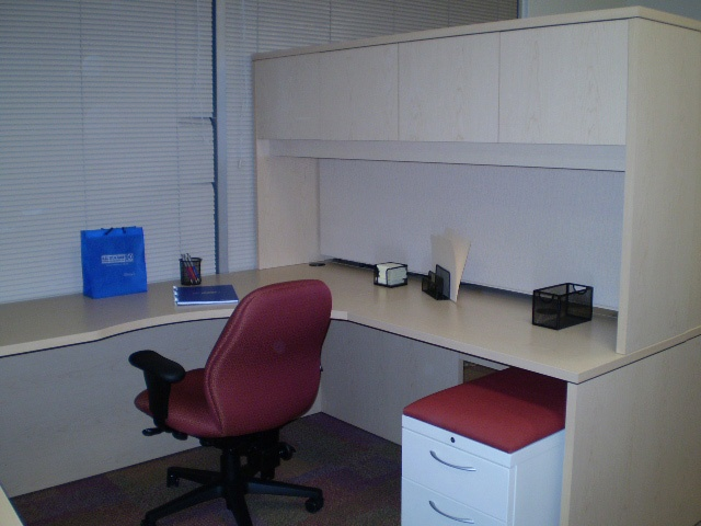angels among us awarded the all makes office equipment cos 25000 office makeover in 2008 - Office Makeover Contest