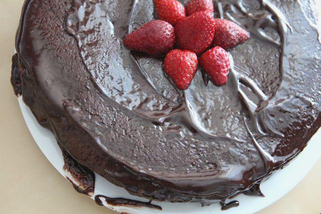 Torta al cioccolato, ricetta base
