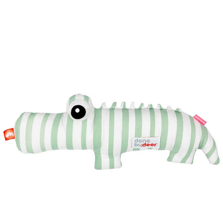 Croco - 2D cuddle toy - 100% friendly  #donebydeer