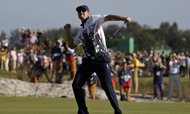 Rose wins gold at Rio 2016 golf as Brit edges out Stenson