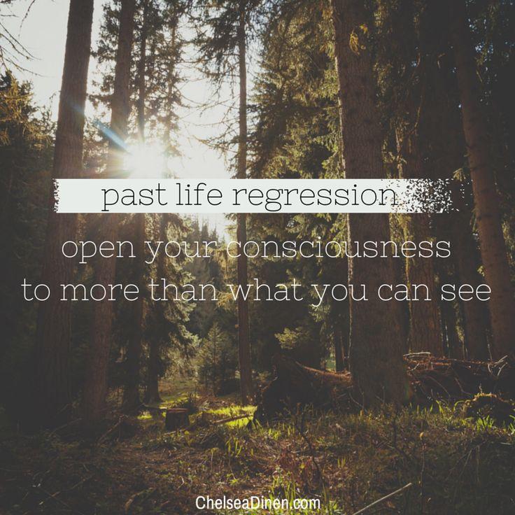 Past Life Regression | via ChelseaDinen.com
