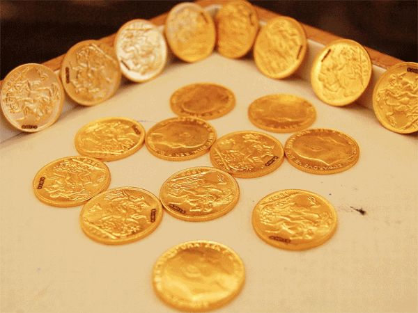 Gold ETFs record Rs 1,500 cr outflow in FY'15 - The Economic Times