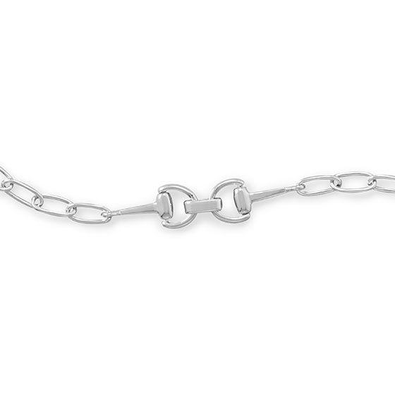 Horse Bit Link Bracelet