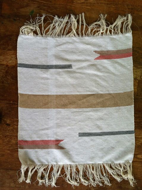Herron Clothier hand woven scarves and home accessories, Fall 2013