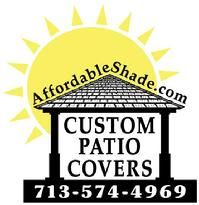 Houston Exterior Remodeling Company Specializing in Patio Covers and Shade Arbors.