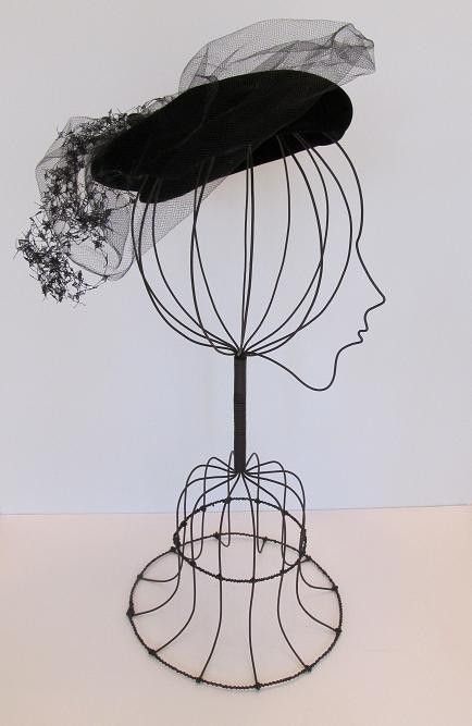 Silhouette Hat Stand