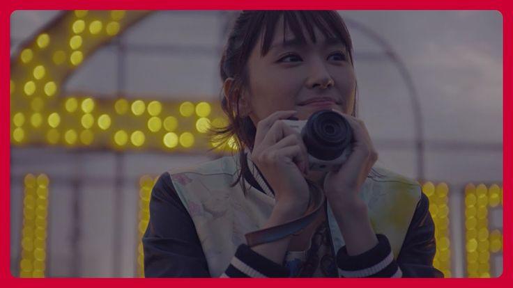 EOS M2 新垣結衣 CM 「ETERNAL MOMENT篇」120秒