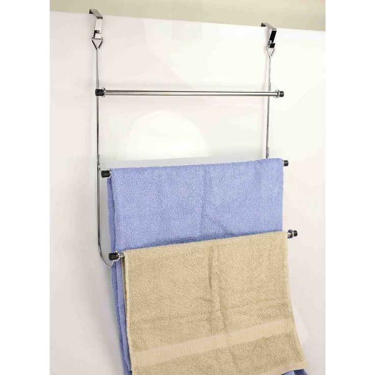 The 25+ best Over door towel rack ideas on Pinterest
