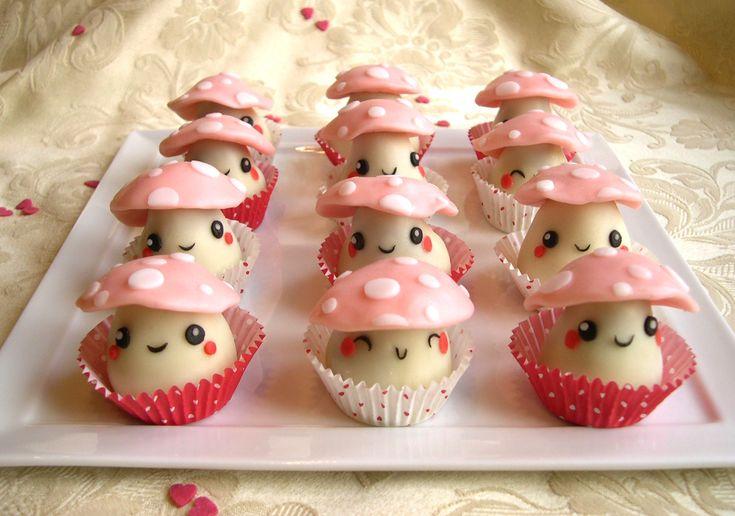 cake pops ~ kawaii style ^_^