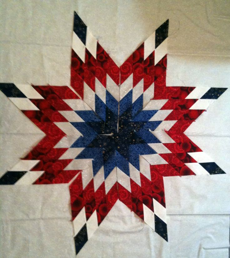 Lone Star Quilt Pattern 50