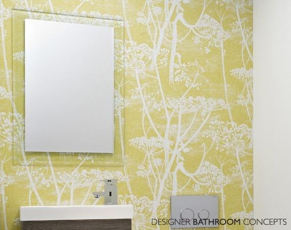 Level Designer Bevelled Bathroom Mirror