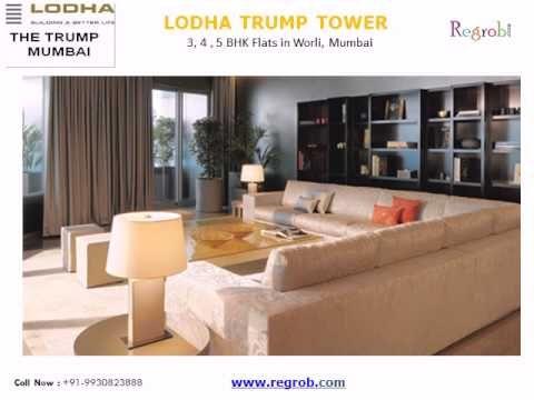 sujata singh lodha trump tower park worli mumbai
