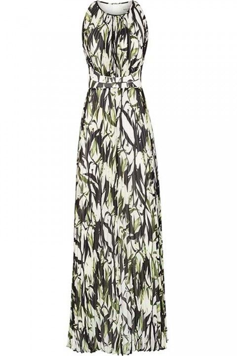 Reiss Winnie Maxi Dress, £245 - Maxi dresses are a great choice for a glamorous evening wedding. Team yours with a black tuxedo jacket and some skyscraper heels. Read more at http://www.marieclaire.co.uk/fashion/ideas/24594/winter-wedding-guest-outfits.html#ZFFDhpPRH8wyiq2K.99