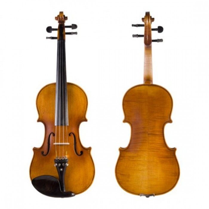 The 12 best Violin images on Pinterest   Violin  Instruments and     Cecilio Antique Ebony Violin CVN 500