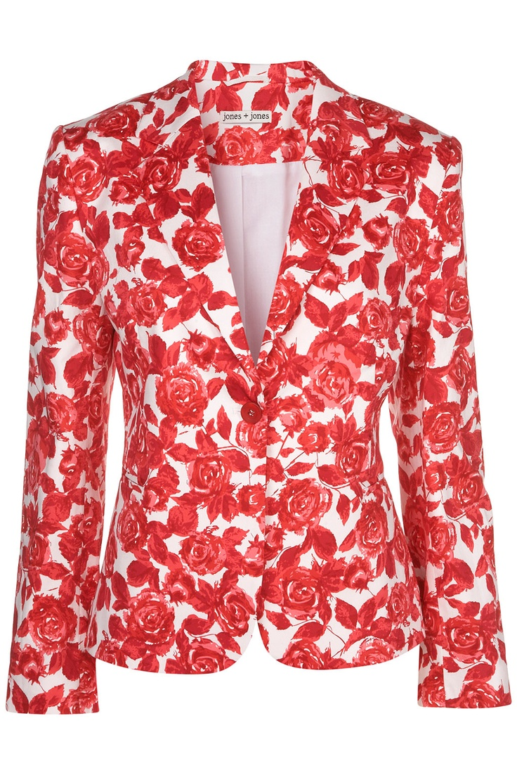 Red Rose Jacket