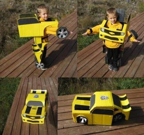 Best costume ever :-)