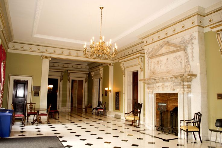 Twombly Mansion Interior Morristown Nj Quot Interior