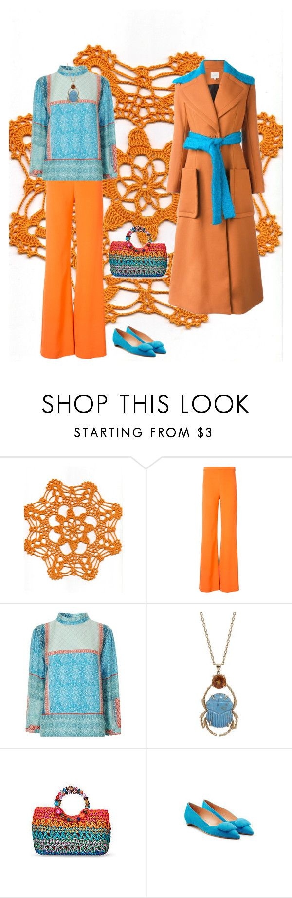 """Untitled #8107"" by msdanasue ❤ liked on Polyvore featuring Christian Siriano, BOSS Orange, Kim Rogers, Rupert Sanderson and Delpozo"