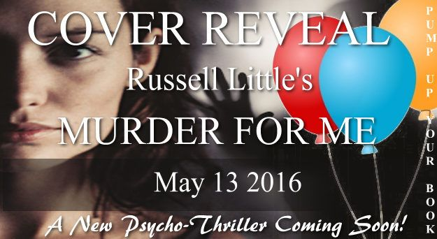Murder for Me Cover Reveal banner