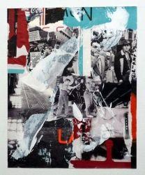 Ville n°22, 2008 by Anne Merlet