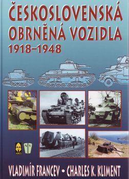 Ceskoslovenska Obrnena Vozidla 1918-1948