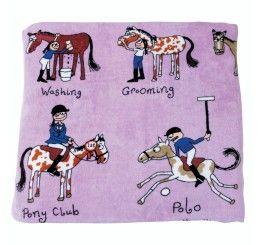 Tyrrell Katz Horse Towel