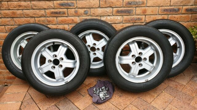 Volvo 240 244 245 Original Mag Wheels With Tyres Wheels Tyres Rims Gumtree Australia Canterbury Area Earlwood 1239021429 Volvo 240 Volvo Wheel