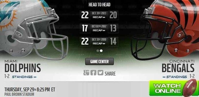 Bengals vs Dolphins Live Stream  more :: http://bengalsvsdolphinslive.co/bengals-vs-dolphins-live/