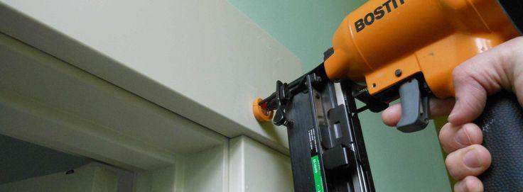 Installing Door Trim