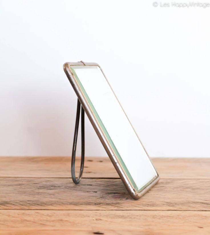 Les 503 meilleures images propos de les happyvintage for Accrocher miroir au mur