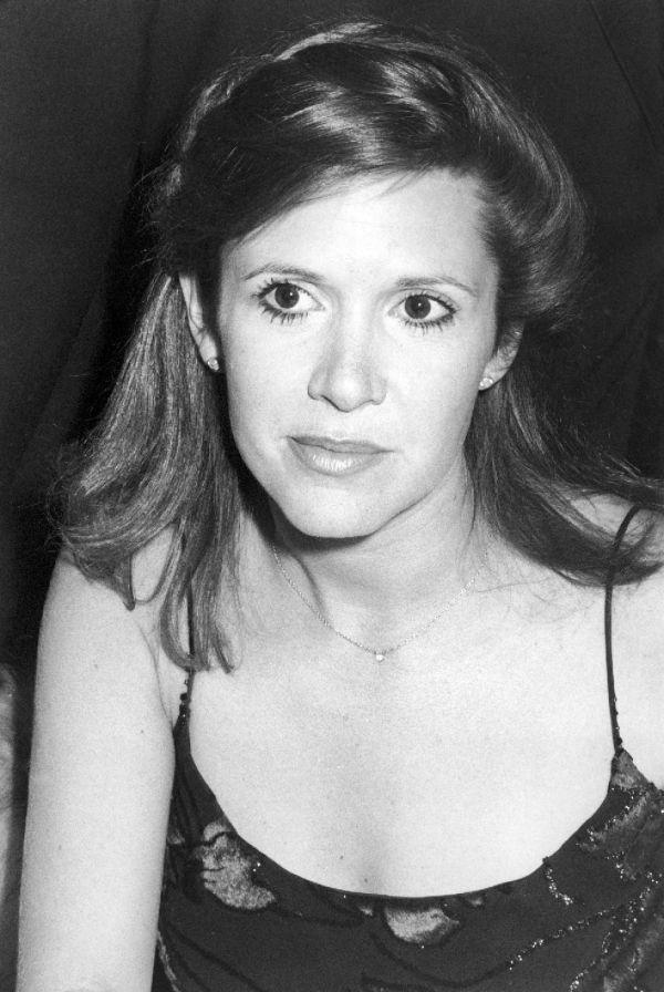 Carrie Fisher Nude Photos 30