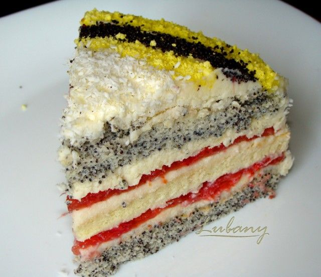 22Арахисовый торт рецепт