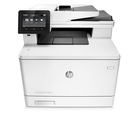 HP LaserJet Pro M477fdw Wireless Color Laser Printer Scanner Copier And Fax by Office Depot & OfficeMax