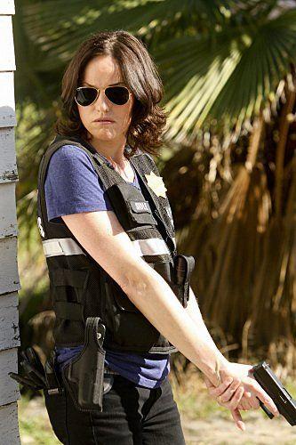 Jorja Fox (CSI)    Sara Sidle Grissom