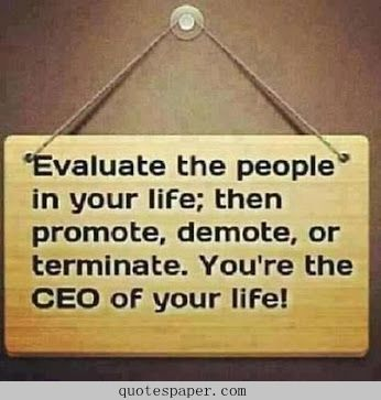 Be the CEO of your life | Quotes About Life
