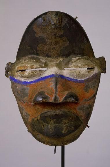 - Mask, Africa: Ivory Coast