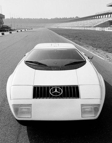 1970Mercedes-Benz C-111 II