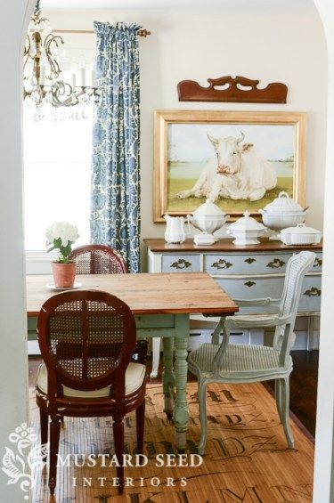 17 best images about decor i adore dining room on - Mustard seed interiors ...