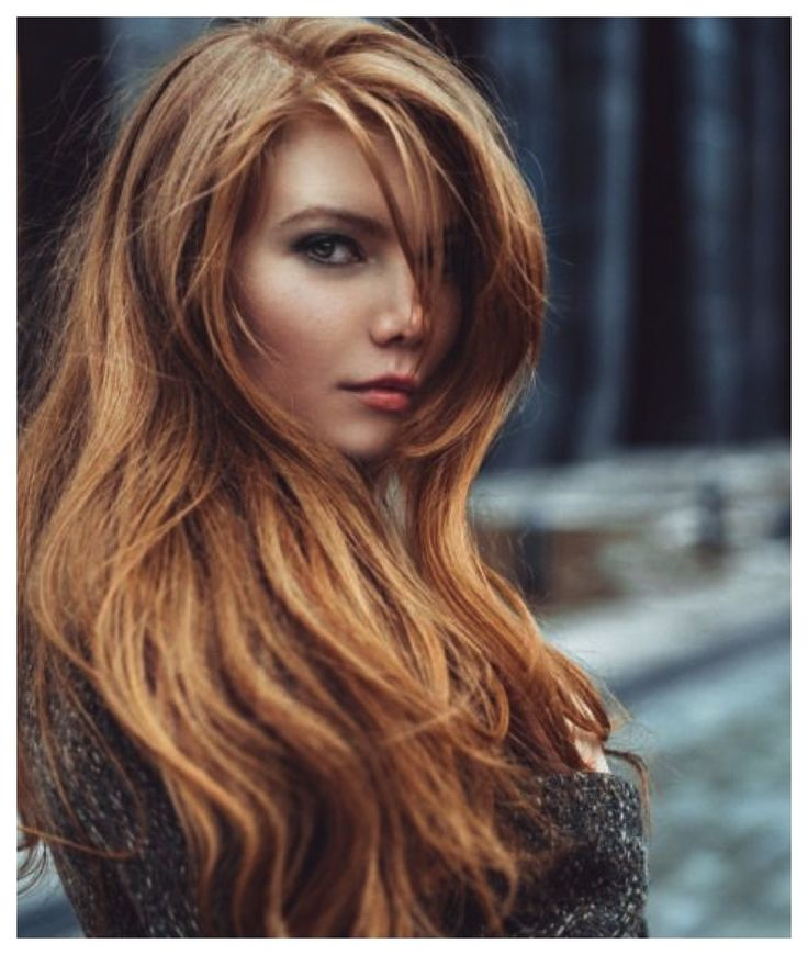 We're loving this Lion's Mane inspired hair color. Steal our formula on style noted.