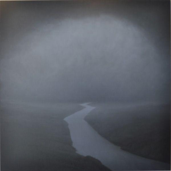 Elvelandskap (stor) av Christopher Rådlund