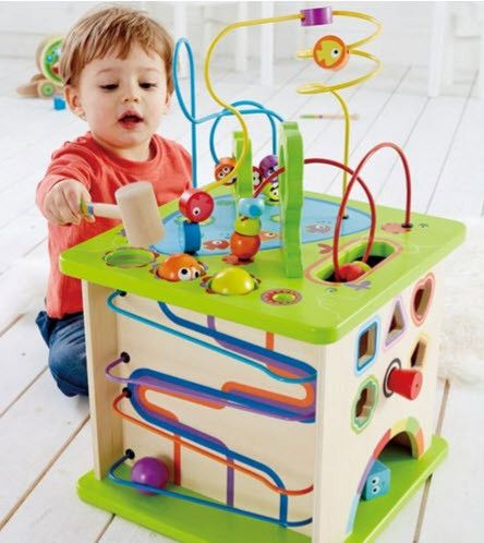 Country Critters Play Cube - SensoryEdge - 1