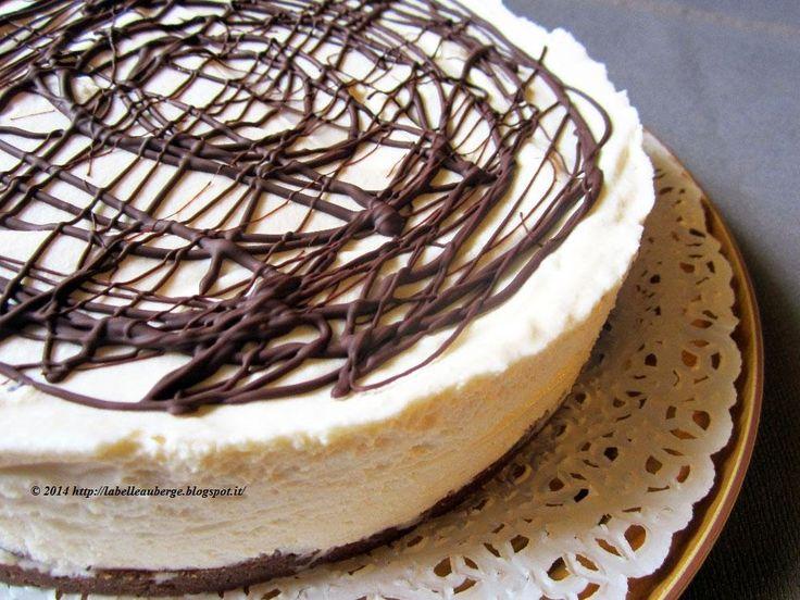 La Belle Auberge: Cheesecake al Baileys
