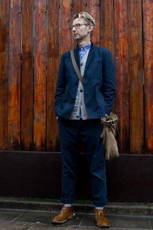 メンズ・冬ファッションコーディネートスナップ画像・写真【秋冬着こなし2014】 - NAVER まとめ