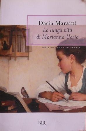 La lunga vita di Marianna Ucria_Dacia Maraini_1990